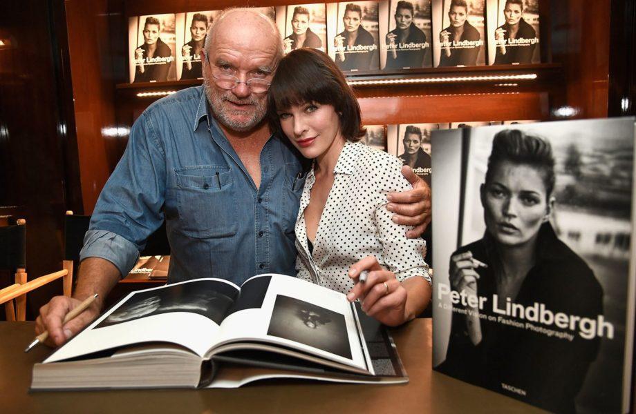 Mood management agenzia di moda e spettacolo Milano omaggio a Peter Lindbergh
